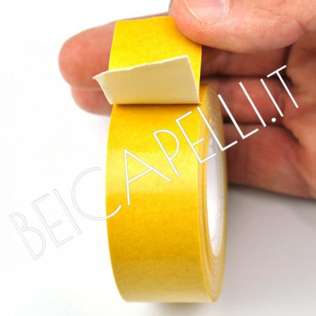 Biadesivo petalo giallo 3mt
