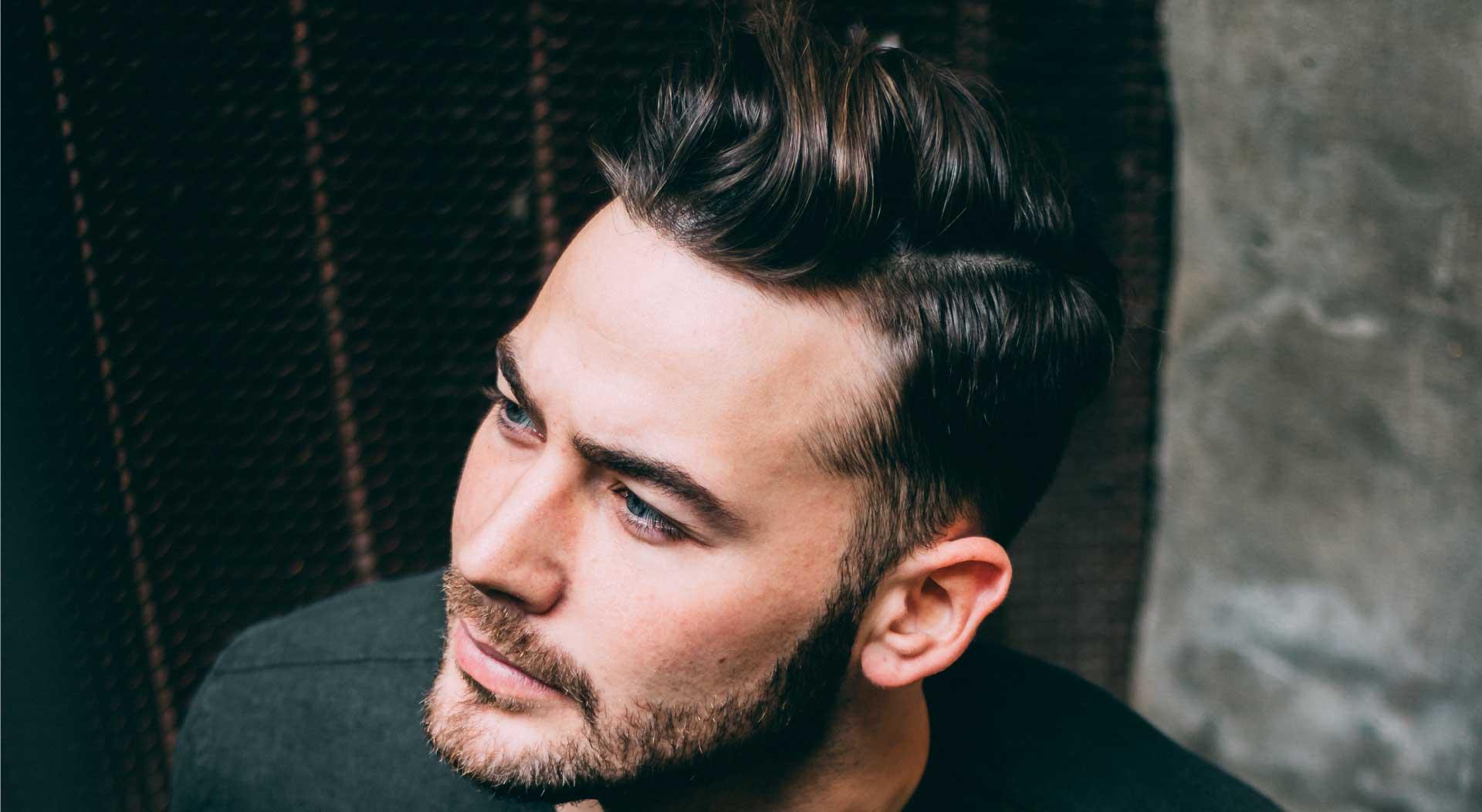 protesi capelli ferrara uomo su misura toupet impianto capillare maschile membrana patch cutanea